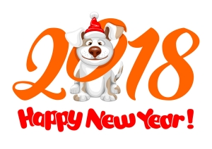 [30% OFF] Happy Lunar New Year 2018 - Year of the Dog